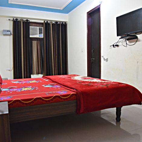 2 Bed A/C Room