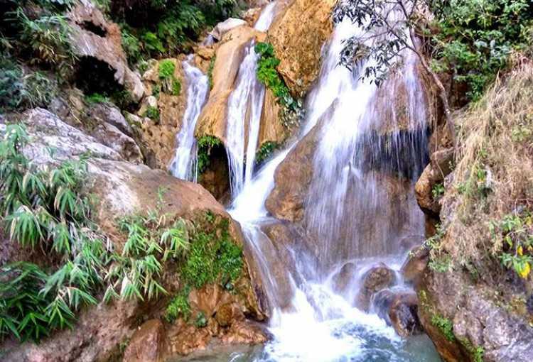 Neer Garh Waterfall (Rishikesh) – Neer Gaddu Waterfall